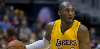 Black Moment Kobe Bryant