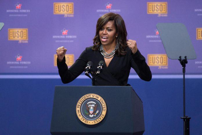 Black Moment Michelle Obama