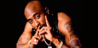 Black Moment Tupac Shakur