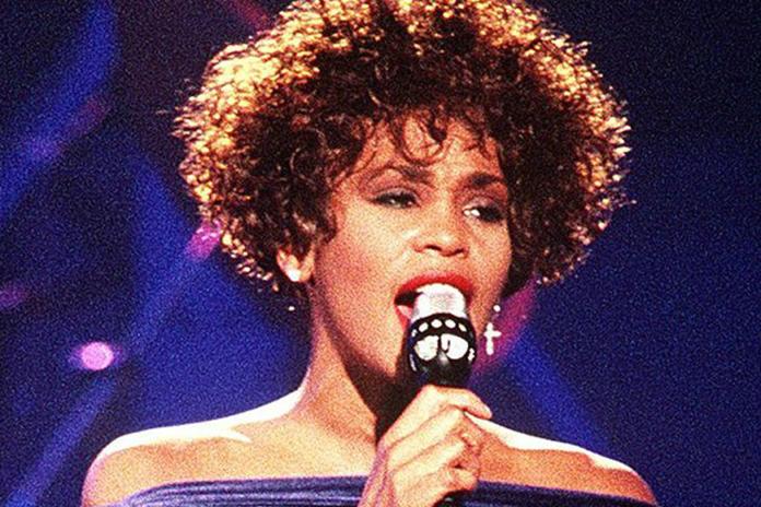 Black Moment Whitney Houston