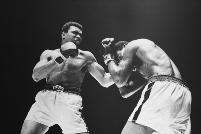 Black Moment Muhammad Ali