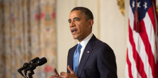 Black Moment Barack Obama