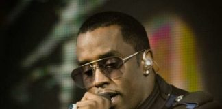 black moment diddy